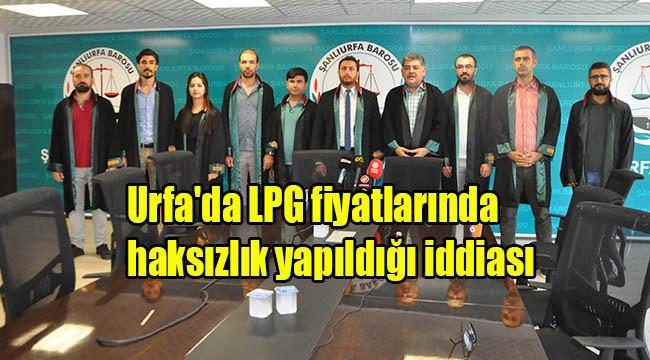 Urfa'daki LPG artışı tansiyonu yükseltti