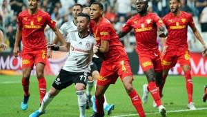 Beşiktaş 3 - 0 Göztepe