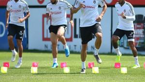Beşiktaş, Rizespor Maçı Hazırlıklarına Başladı