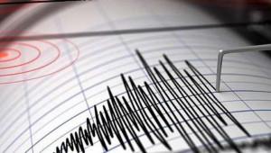 Bir deprem haberi de Denizli'den