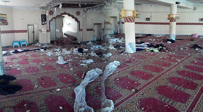 Camiye saldırdılar: 5 ölü, 15 yaralı