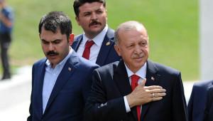 Cumhurbaşkanı Erdoğan'dan Ahmet Davutoğlu'na...