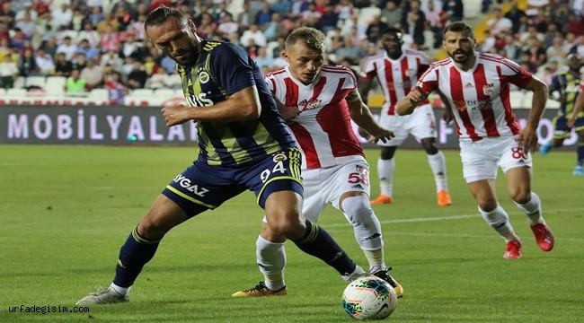 Cumhuriyet Kupası Fenerbahçe'yi Deviren Sivasspor'un
