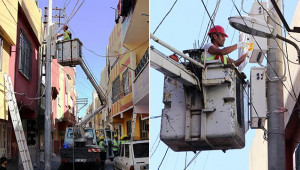Dicle elektrik yatırımlarına devam ediyor