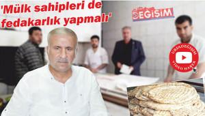 'Ekmeğe zam gelmemesi için kampanya düzenliyoruz'