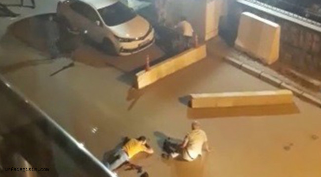 Emniyet'in önünde silahlı kavga: 2 ölü, 6 yaralı
