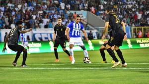 Erzurumspor 2-2 İstanbulspor