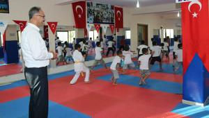 Eyyübiye'den gençliğe yatırım