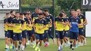 Fenerbahçe'de Başakşehir Mesaisi
