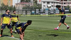 Fenerbahçe'de Trabzonspor Maçı