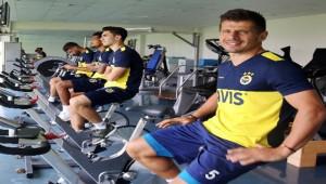 Fenerbahçe, Gaziantep Maçı Hazırlıkları