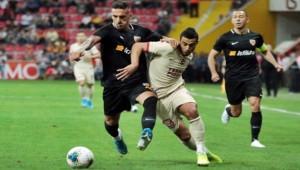 Galatasaray Son Dakikada Puanı Kaptı!