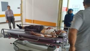 İki Aile Arasında Kavga; 2 ağır yaralı