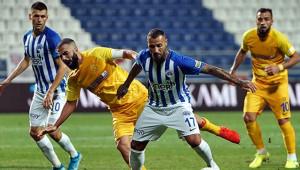 Kasımpaşa 0 - 1 Ankaragücü