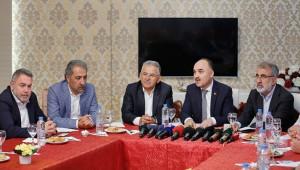 Kayserispor'da Büyük Tehlike