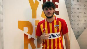 Kayserispor, Polat ile sözleşme imzaladı