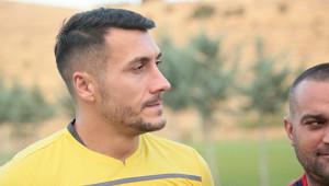 Malatyaspor'un Yıldızı Jahovic'ten İddialı Sözler