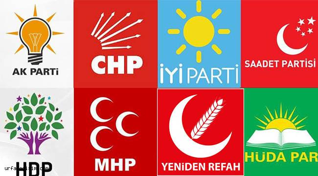 Partilerin Bayramlaşma programı belli oldu