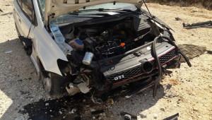 Şanlıurfa'da Otomobil Takla Attı; 3 yaralı