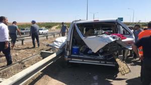 Şanlıurfa'da Zincirleme Trafik Kazası; 14 yaralı