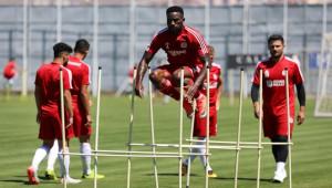 Sivasspor, Beşiktaş Maçının Hazırlıkları