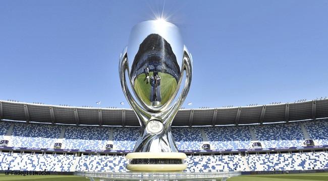 Süper Kupa'nın sahibi İstanbul'da belli olacak