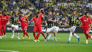 Tarihinde ilk kez Süper Lig'de