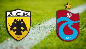 Trabzonspor Avrupa'da Avantaj Peşinde