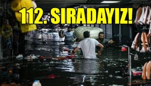 Türkiye doğal afet bölgesi