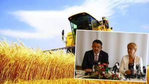 """""""Türkiye, tarımda Avrupa birincisi"""""""