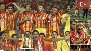 UEFA Süper Kupa'nın yıl dönümü paylaşımı