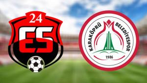 24 Erzincanspor 0 - 0 Karaköprü Belediyespor