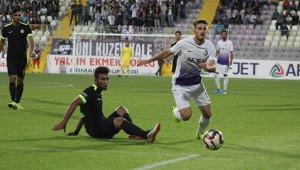 Afyonspor 4 - 0 Şanlıurfaspor