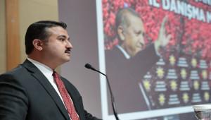 AK Parti il danışma meclis toplantısı yapıldı