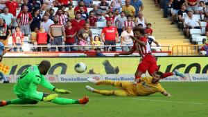 Antalyaspor 3-0 Malatyaspor