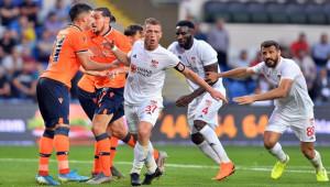 Başakşehir 1 - 1 Demir Grup Sivasspor  (Maç sonucu)