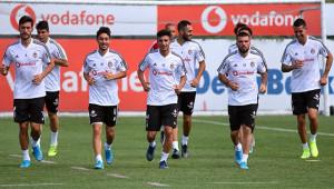 Beşiktaş, eksik çalıştı