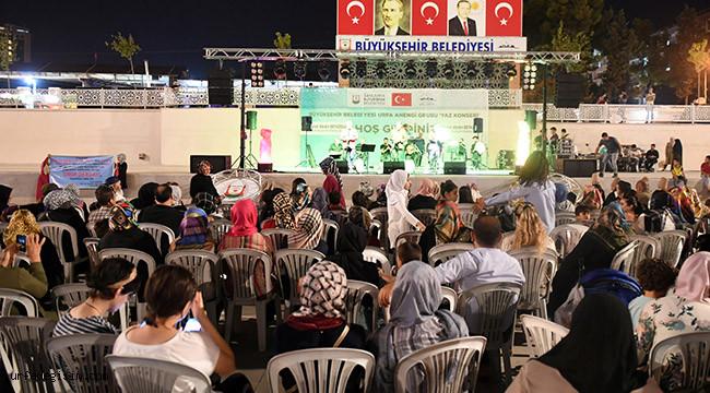 Bu kez Rabia Meydanı'nda düzenlendi