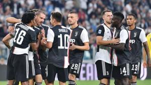 Demiral İlk Maçına Çıktı, Juventus Galip