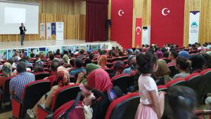Eyyübiye'de çocuklar hızlanıyor