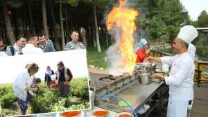 Gastronomi Festivaline gelen ziyaretçi sayısı açıklandı