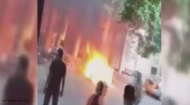İdlib'te Bombalı Motosiklet Patladı; 4 yaralı