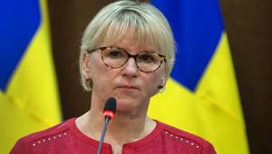 İsveç Dışişleri Bakanı Wallstorm istifa etti