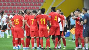 Kayserispor - Adanaspor Hazırlık Maçı
