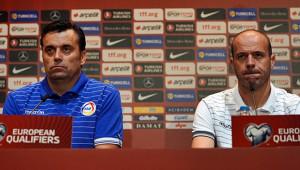 Koldo Alvarez; 'Türkiye karşısında başarılı olmaya çalışacağız'