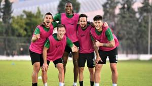 Konyaspor hazırlıklarına devam ediyor