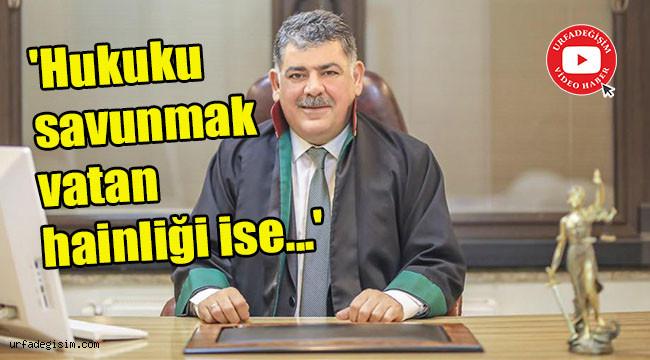 'Siyaset elini yargıdan çekmeli!'