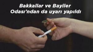 Sokakta çocukları bekleyen tehlike: Açık sigara