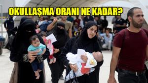 Suriyelilerin sayısı 3,5 milyonu aştı