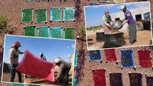 Urfa'da şifa kaynağı: Pekmez, kesme ve Fıstıklı sucuk